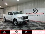 2011 Super White Toyota Tundra SR5 Double Cab #77077171