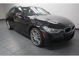 2013 Black Sapphire Metallic BMW 3 Series 335i Sedan #77077342