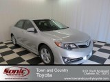 2013 Classic Silver Metallic Toyota Camry SE #77077375