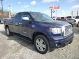 2012 Nautical Blue Metallic Toyota Tundra Limited Double Cab 4x4 #77077431