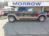 2013 Kodiak Brown Metallic Ford F150 King Ranch SuperCrew 4x4 #77077201