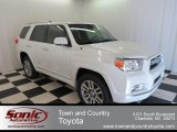 2013 Blizzard White Pearl Toyota 4Runner Limited 4x4 #77077369