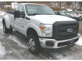 2011 Ford F350 Super Duty XL Regular Cab 4x4 Dually Data, Info and Specs