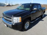 2007 Chevrolet Silverado 1500 LS Crew Cab Data, Info and Specs