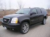 2013 Onyx Black GMC Yukon XL SLT 4x4 #77107033