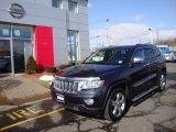 2012 Maximum Steel Metallic Jeep Grand Cherokee Limited 4x4 #77107360