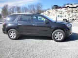 2013 Carbon Black Metallic GMC Acadia SLE #77107687
