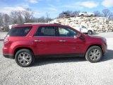 2013 Crystal Red Tintcoat GMC Acadia SLT AWD #77107682