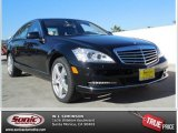 2013 Black Mercedes-Benz S 550 Sedan #77107209