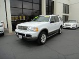2003 Oxford White Ford Explorer Eddie Bauer 4x4 #77107773