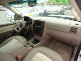 2003 Ford Explorer Eddie Bauer 4x4 Dashboard