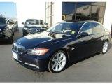 2008 Monaco Blue Metallic BMW 3 Series 335i Sedan #77107771