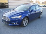 2013 Ford Fusion Deep Impact Blue Metallic