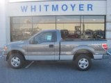 2013 Ford F150 XLT Regular Cab 4x4