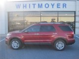2013 Ruby Red Metallic Ford Explorer XLT 4WD #77107479