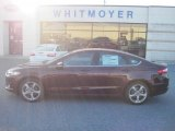 2013 Bordeaux Reserve Red Metallic Ford Fusion SE 1.6 EcoBoost #77107475
