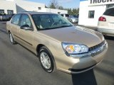 2005 Light Driftwood Metallic Chevrolet Malibu Sedan #77107755