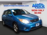 2007 Speedway Blue Pearl Toyota Matrix  #77108134