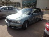 2004 Grey Green Metallic BMW 3 Series 330i Convertible #77106986