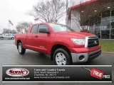 2011 Barcelona Red Metallic Toyota Tundra Double Cab #77107468