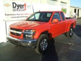 2009 Chevrolet Colorado Z71 Extended Cab Data, Info and Specs