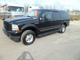 2002 Ford Excursion Limited 4x4 Data, Info and Specs
