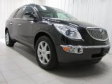 2008 Carbon Black Metallic Buick Enclave CXL #77107455