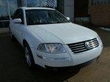 2002 Volkswagen Passat Candy White