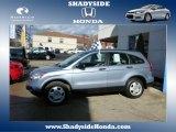 2008 Glacier Blue Metallic Honda CR-V LX 4WD #77107131