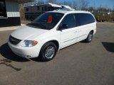 2001 Chrysler Town & Country Stone White