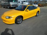2003 Chevrolet Cavalier LS Sport Coupe Front 3/4 View