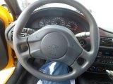 2003 Chevrolet Cavalier LS Sport Coupe Steering Wheel