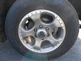 Nissan Xterra 2002 Wheels and Tires