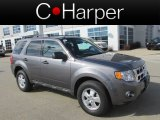 2011 Sterling Grey Metallic Ford Escape XLT V6 #77106942