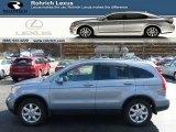 2008 Glacier Blue Metallic Honda CR-V EX-L 4WD #77107291