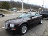 2005 Deep Lava Red Pearl Chrysler 300 Touring #77107428