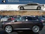 2013 Fire Agate Pearl Lexus RX 450h AWD #77107285