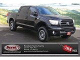 2012 Black Toyota Tundra TRD Rock Warrior CrewMax 4x4 #77106936