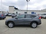 2013 Polished Metal Metallic Honda CR-V EX AWD #77107597