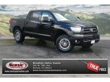 2013 Black Toyota Tundra TRD Rock Warrior CrewMax 4x4 #77106930