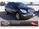 Ming Blue Metallic Buick Enclave in 2009