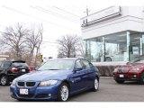 2010 Montego Blue Metallic BMW 3 Series 328i xDrive Sedan #77107064