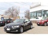 2010 Black Sapphire Metallic BMW 3 Series 328i xDrive Coupe #77107062