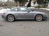 2005 Porsche 911 Seal Grey Metallic