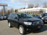 2010 Black Toyota Highlander Limited 4WD #77167149