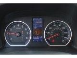 2010 Honda CR-V EX-L AWD Gauges