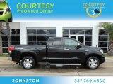 2008 Black Toyota Tundra Limited Double Cab #77166942