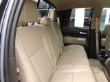 2008 Toyota Tundra Limited Double Cab Rear Seat