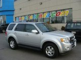 2012 Ingot Silver Metallic Ford Escape Limited 4WD #77167532