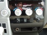 2008 Toyota Tundra Limited Double Cab Controls